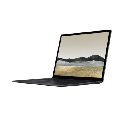 Microsoft Surface Laptop 3 15 colių (Matte Black) spalva