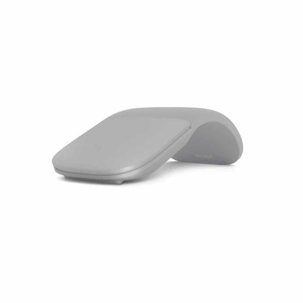Microsoft Surface Arc Mouse - Šviesiai pilkos spalvos pelytė