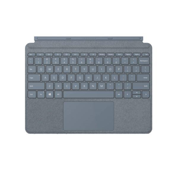 Microsoft Surface Go Type Cover - Ice Blue klaviatūra