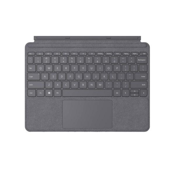 Microsoft Surface Go Type Cover - Platinum klaviatūra