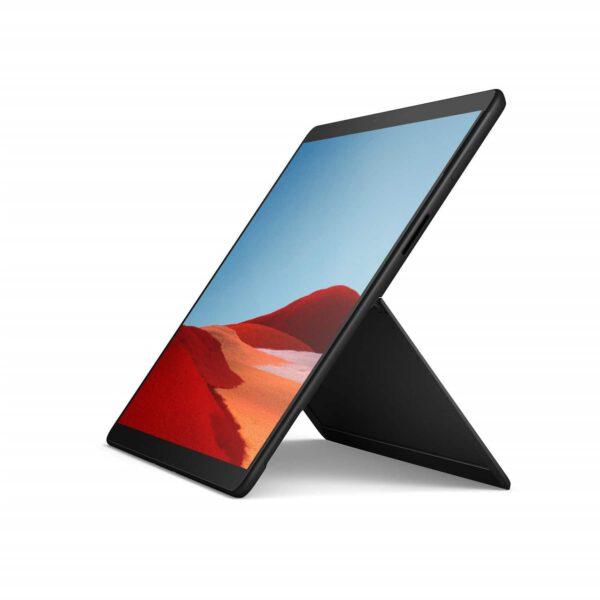 Microsoft Surface Pro X Matte Black spalvos kompiuteris