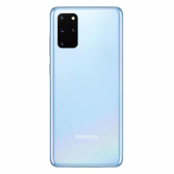 Samsung Galaxy S20Plius Padangių mėlyna spalva