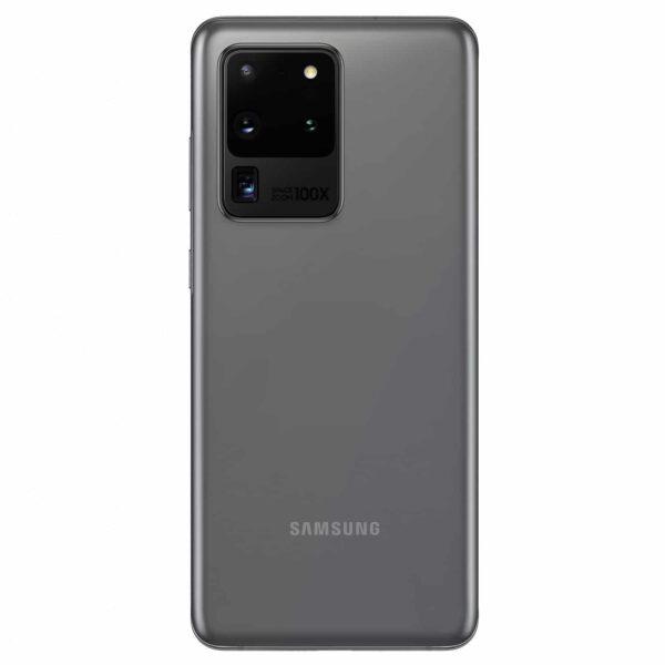 Samsung Galaxy S20 Ultra 5G Kosminė pilka spalva