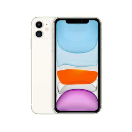 Apple iPhone 11 Baltas išmanusis telefonas