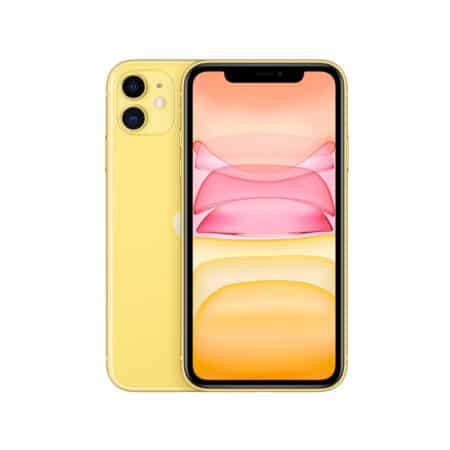 Apple iPhone 11 Geltonas išmanusis telefonas