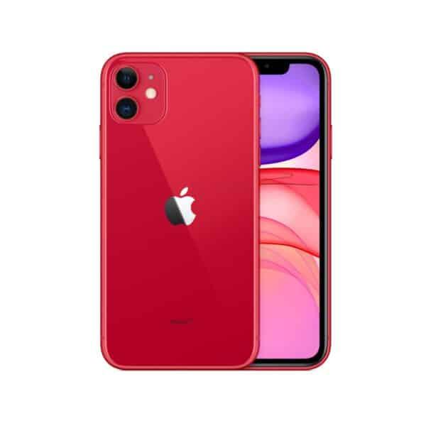 Apple iPhone 11 Raudonas išmanusis telefonas