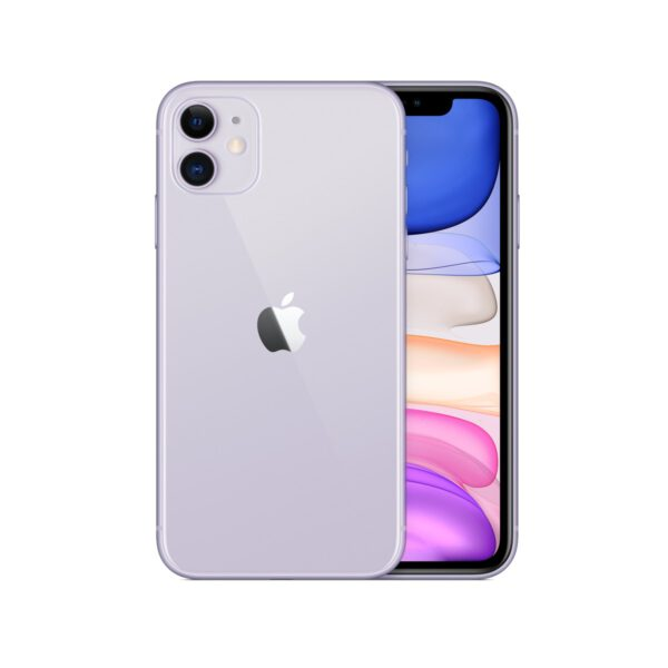 Apple iPhone 11 Violetinis išmanusis telefonas