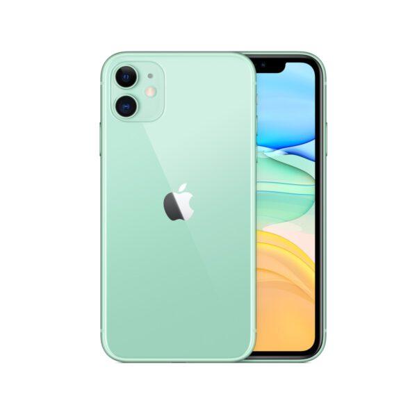 Apple iPhone 11 Žalias išmanusis telefonas