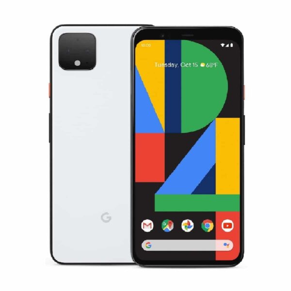 Google Pixel 4 XL (64GB, Clearly White) išmanusis telefonas
