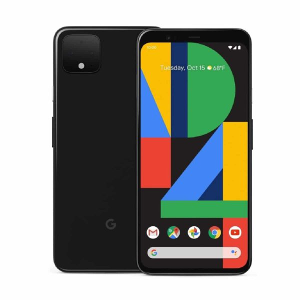 Google Pixel 4 XL (64GB, Just Black) išmanusis telefonas