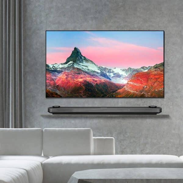 """LG 65"""" OLED65W9PLA 4K UHD OLED televizorius"""