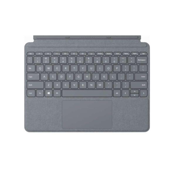 Microsoft Surface Go Signature Type Cover - Platinum klaviatūra