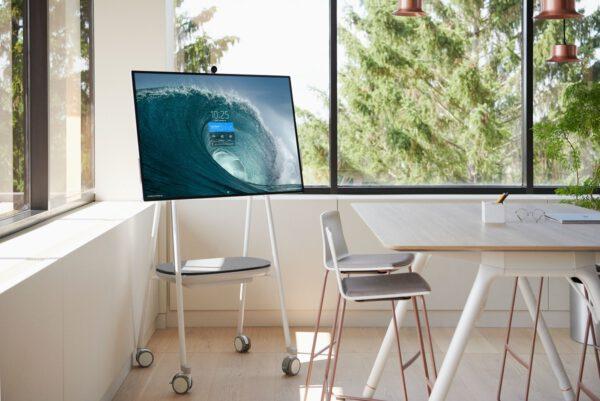 """Microsoft Surface Hub 2S (50"""") bendradarbiavimo įrenginys"""