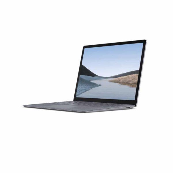 Microsoft Surface Laptop 3 Platinum spalva nešiojamas kompiuteris