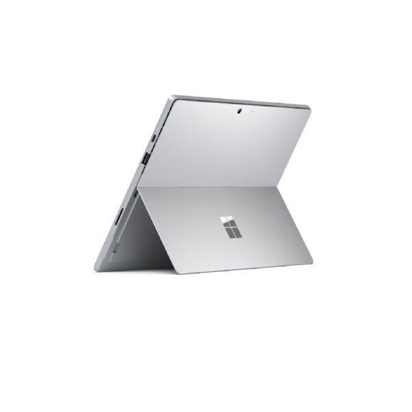 Microsoft Surface Pro 7 Platinum spalvos kompiuteris