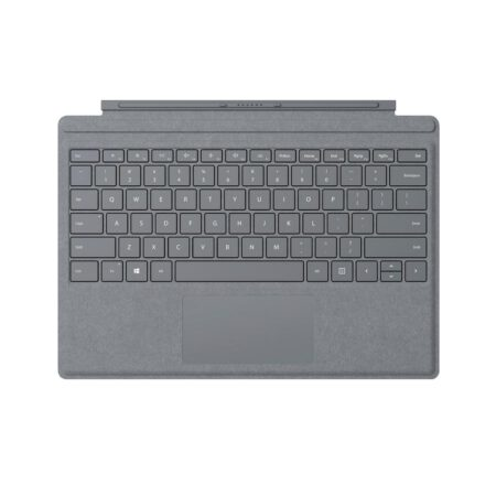 Microsoft Surface Pro Signature Type Cover - Platinum klaviatūra
