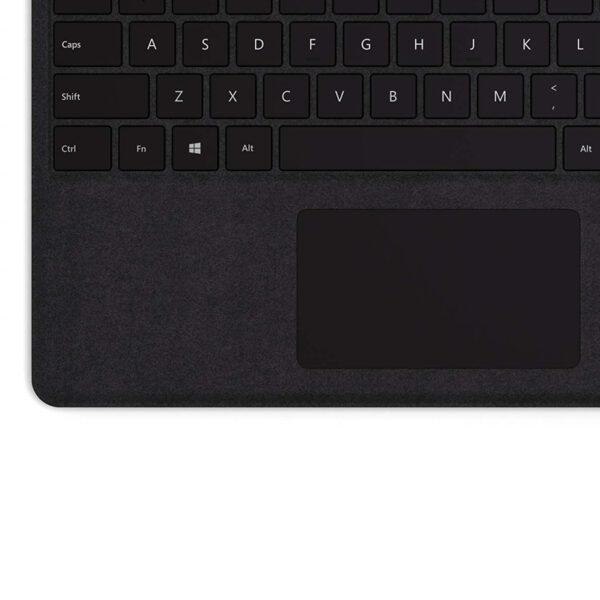 Microsoft Surface Pro X Keyboard - Black klaviatūra