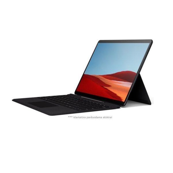 Microsoft Surface Pro X Matte Black spalva