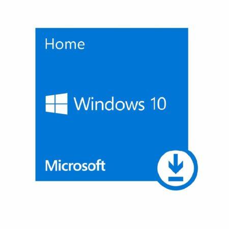 Microsoft Windows 10 Home parsisiuntimas internetu
