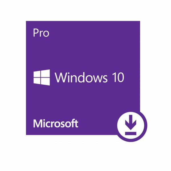 Microsoft Windows 10 Pro parsisiuntimas internetu