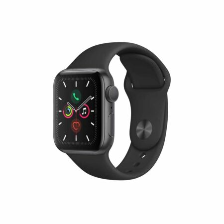 Apple Watch Series 5 (44mm, MWVF2) Space Gray Black išmanusis laikrodis