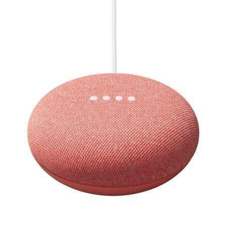 Google Nest Mini (Campari) išmanusis garsiakalbis ir namų asistentas