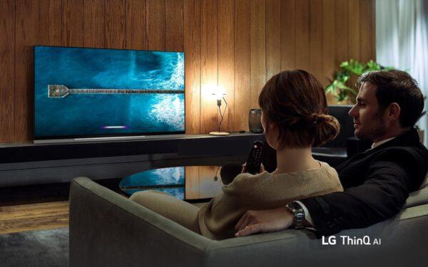 LG 55 OLED55E9PLA 4K UHD OLED televizorius5