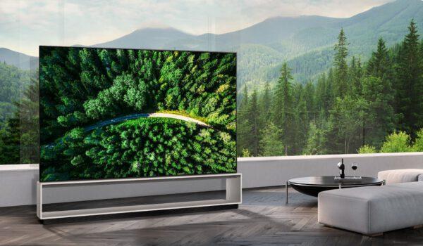 LG 88 OLED88Z9PLA 4K UHD OLED televizorius9