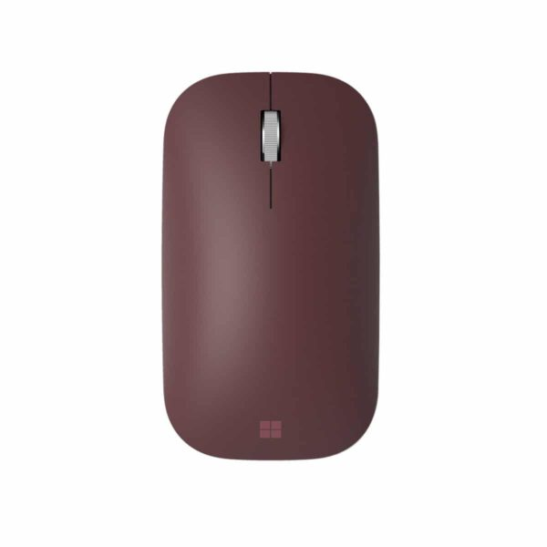Microsoft Surface Mobile Mouse, Burgundy pelytė