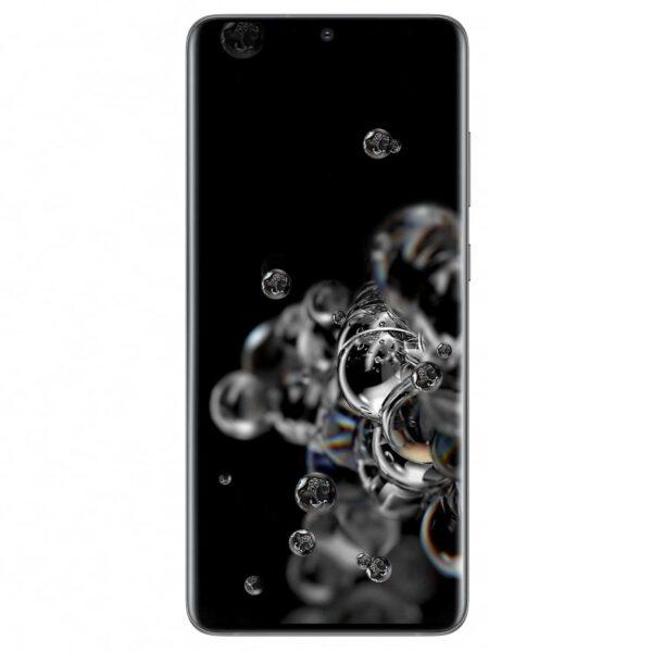 Samsung Galaxy S20 Ultra 5G (128GB) Kosminė juoda spalva