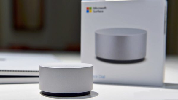 Microsoft Surface Dial, Novatoriškas kompiuterio valdiklis9