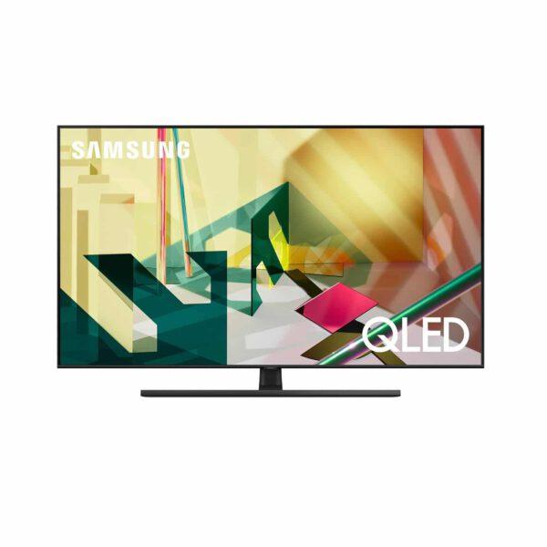 Samsung QLED 4K 2020 metų Q70T Smart televizorius