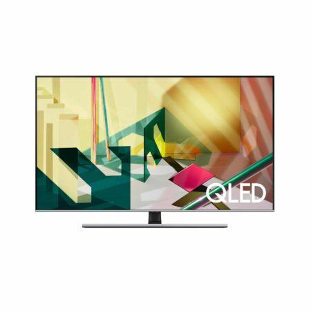 Samsung QLED 4K 2020 metų Q77T Smart televizorius