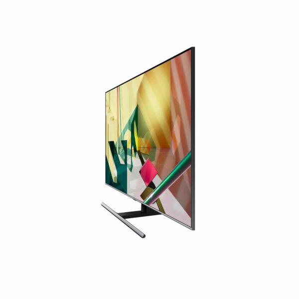 Samsung QLED 4K 2020 metų Q77T Smart televizorius9