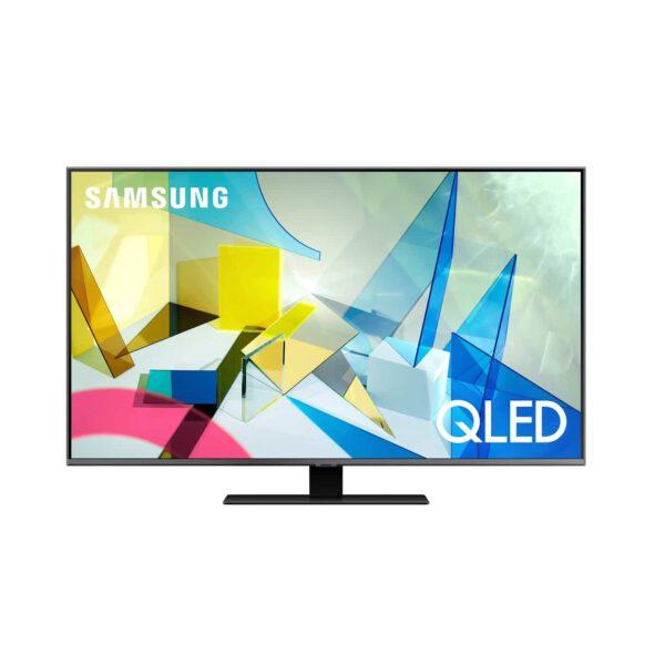 Samsung QLED 4K 2020 metų Q80T Smart televizorius