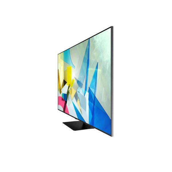Samsung QLED 4K 2020 metų Q80T Smart televizorius9