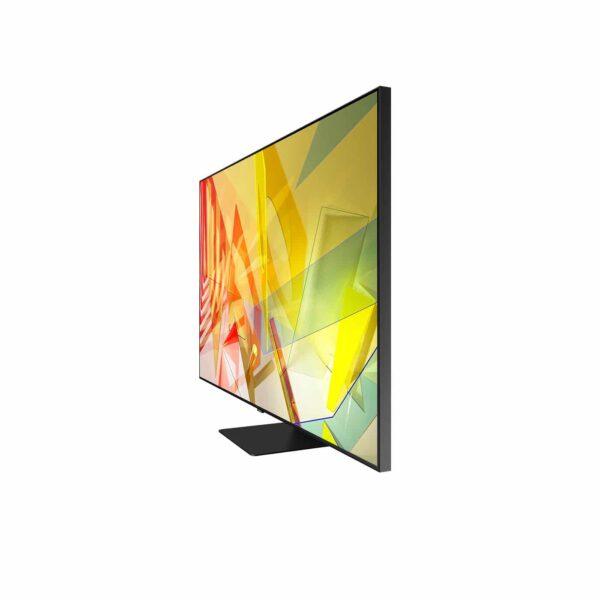 Samsung QLED 4K 2020 metų Q90T Smart televizorius9