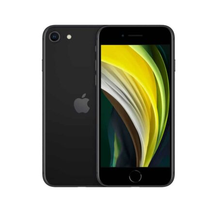 Apple iPhone SE (2020, Black) išmanusis telefonas