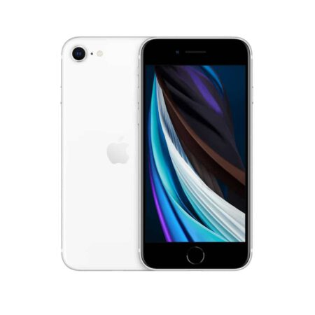 Apple iPhone SE (2020, White) išmanusis telefonas
