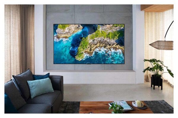 LG 77 OLED77ZX9LA OLED 8K televizorius