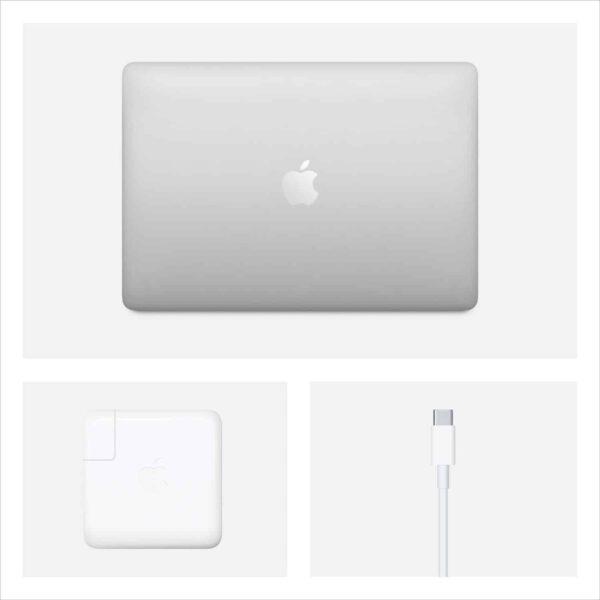 Apple MacBook Pro 13 Mid 2020 Silver nešiojamas kompiuteris