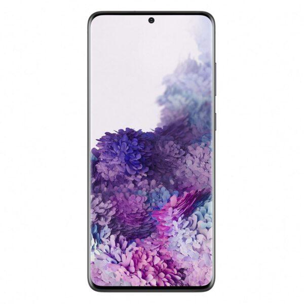 Samsung Galaxy S20+ 5G (128GB) Padangių balta spalva