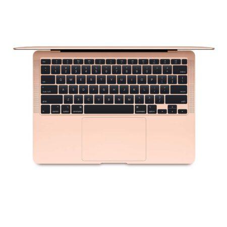 Apple MacBook Air 13 Scissor, 2020 Gold nešiojamas kompiuteris