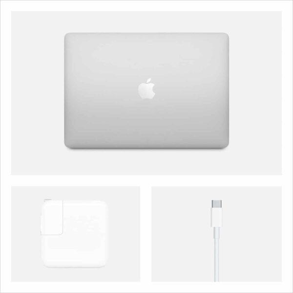 Apple MacBook Air 13 Scissor, 2020 Silver nešiojamas kompiuteris