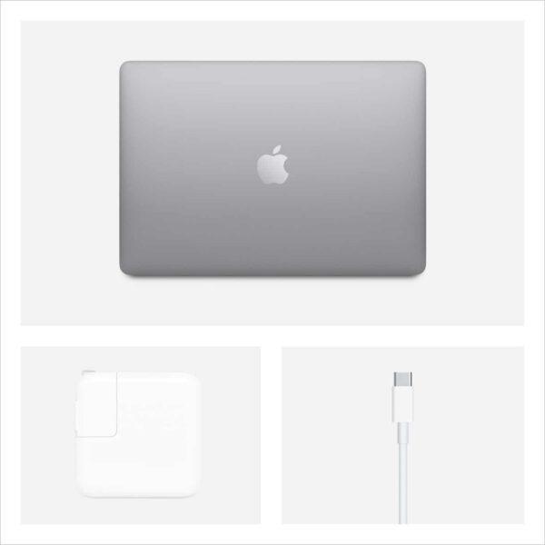 Apple MacBook Air 13 Scissor, 2020 Space Gray nešiojamas kompiuteris