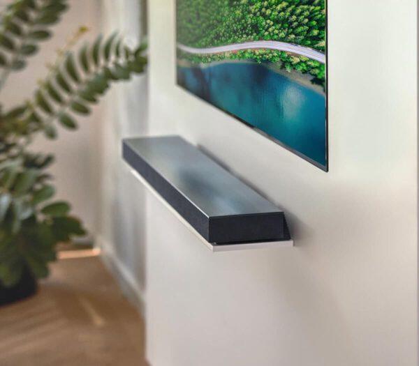 LG 65 coliu OLED65WX9LA OLED 4K televizorius 2020 modelis
