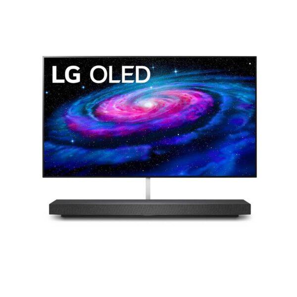 LG 65 coliu OLED65WX9LA OLED 4K televizorius