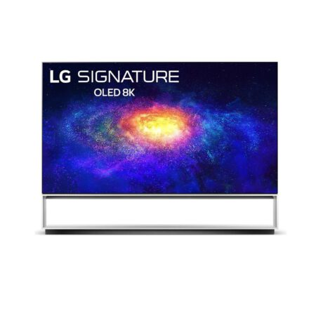 LG 88 coliu OLED88ZX9LA Signature OLED 8K televizorius