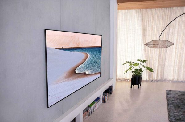 LG GX3LA OLED 4K televizorius promo