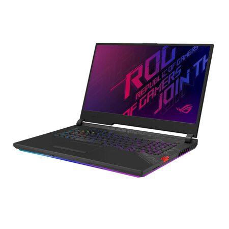 ASUS ROG Strix SCAR 17 black nešiojamasis kompiuteris